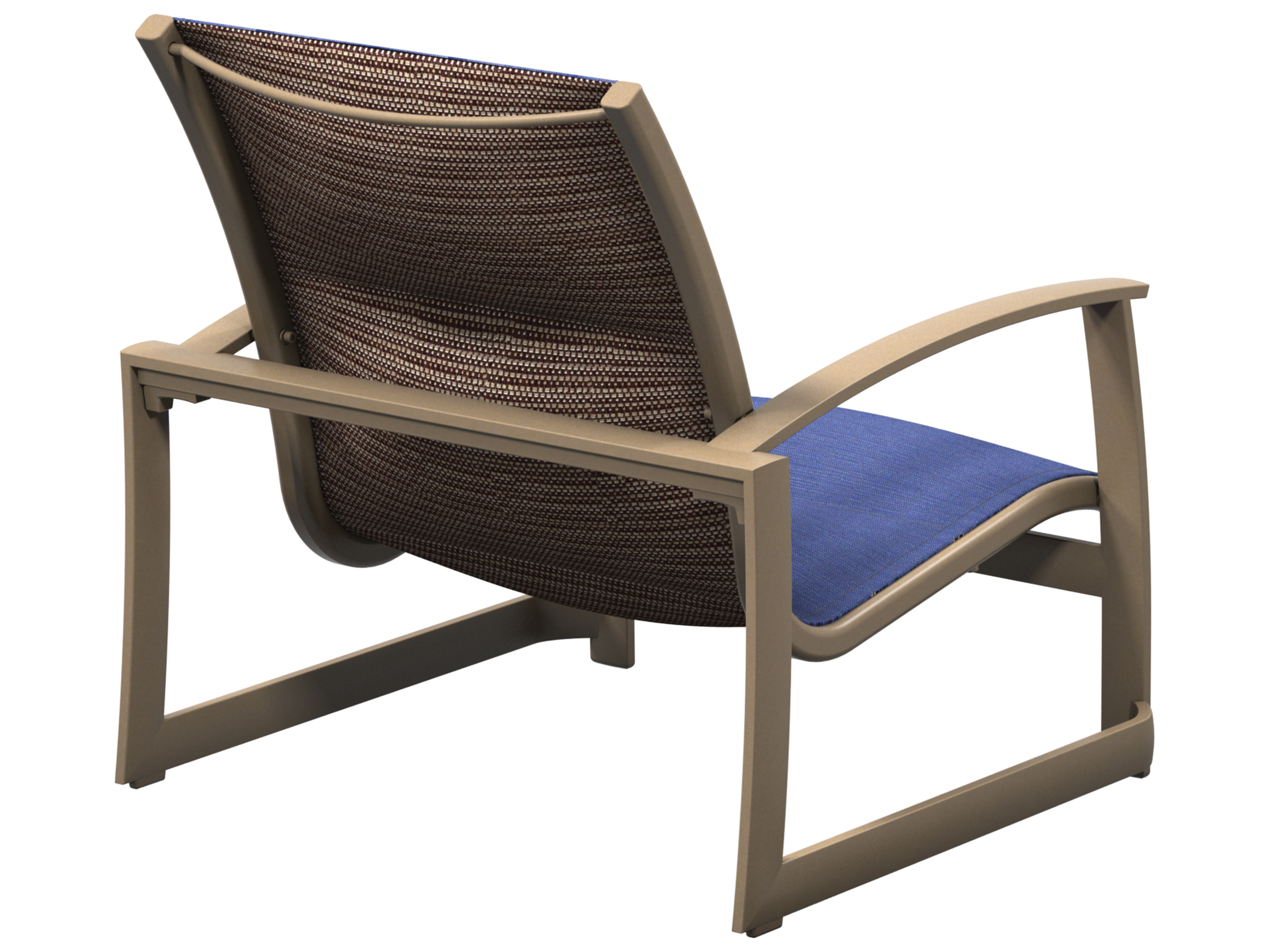 tropitone lounge chairs eames eiffel mainsail padded sling 181013ps