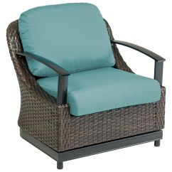 Tropitone Lounge Chairs Desk Chair Without Wheels Mainsail Cushion Hatch Weave 191711ws