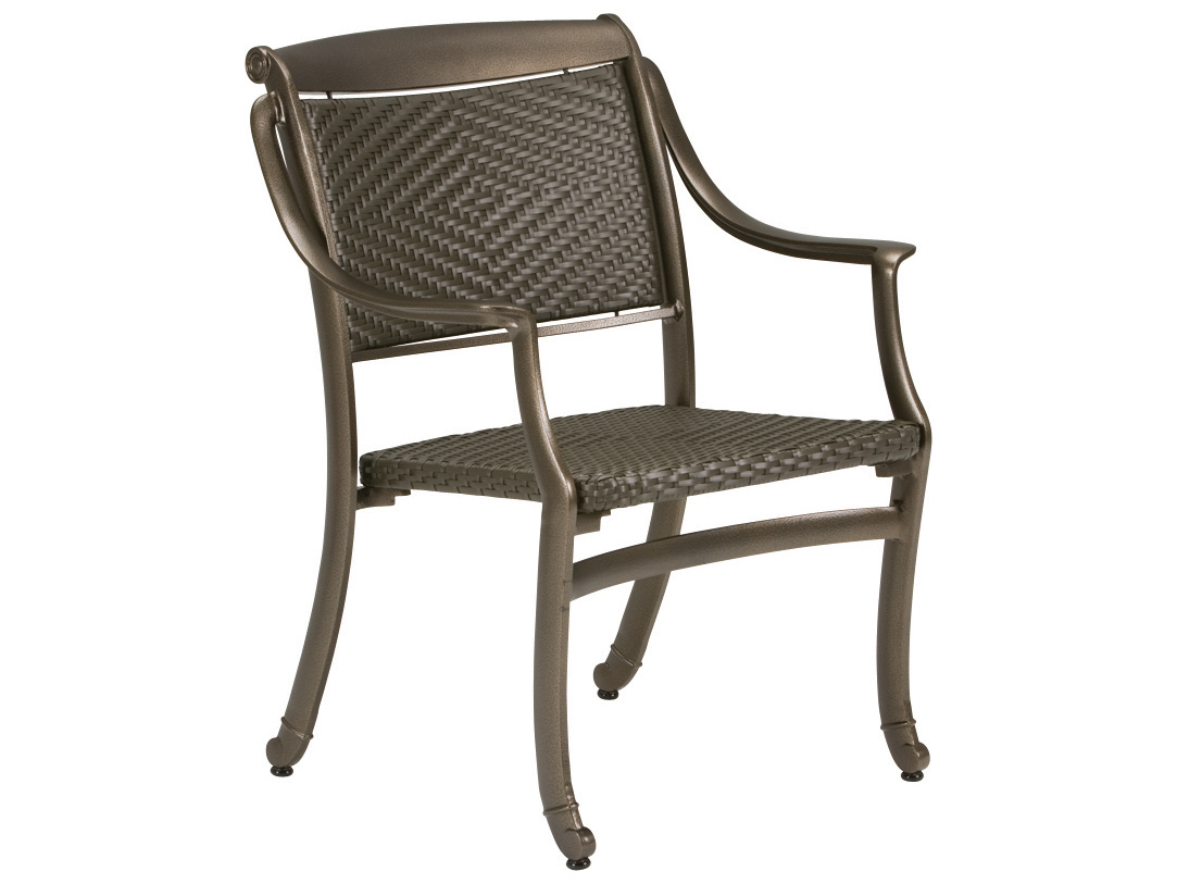 woven dining chair electric for stairs tropitone belmar 340924ds