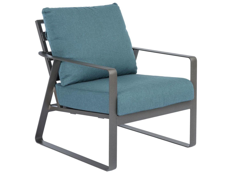 tropitone samba cushion aluminum lounge chair
