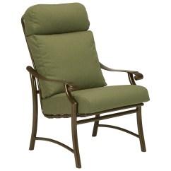 Repair Lawn Chairs Ralph Lauren Tropitone Montreux Ii Relaxplus Replacement Cushion
