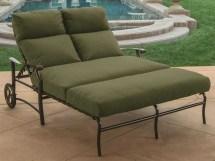 Tropitone Montreaux Ii Relaxplus Cushion Aluminum Double