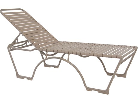 tropitone lounge chairs swing chair patio outdoor chaise lounges patioliving kahana strap aluminum stackable