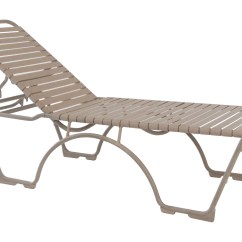 Lounge Chair Replacement Straps Best Eames Replica Uk Tropitone Kahana Strap Aluminum Stackable Chaise 8032n
