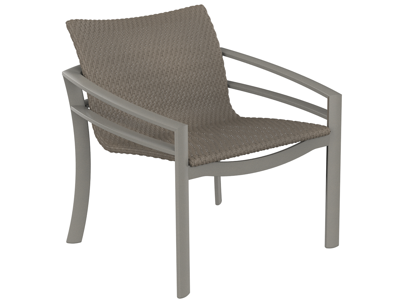 tropitone lounge chairs leather zero gravity chair kor woven aluminum wicker 891711ws
