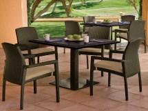 Tropitone Evo Woven Table Bases 360936b