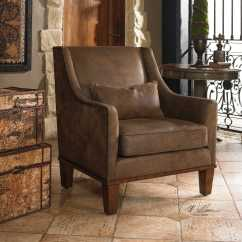 Accent Chairs On Clearance Wheelchair Japan Uttermost Clay Leather Chair Ut23030
