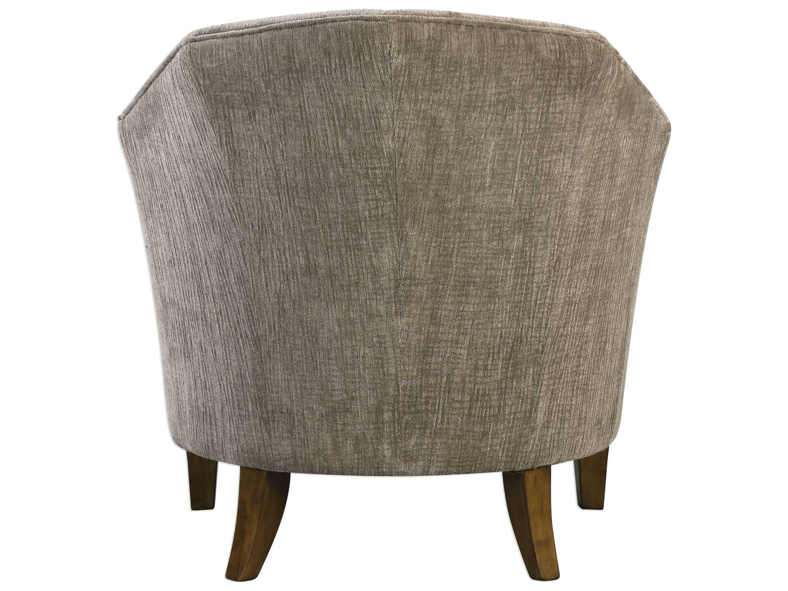 Tan Accent Chair Uttermost Luca White Gray Tan And Brown Accent Chair Ut23209