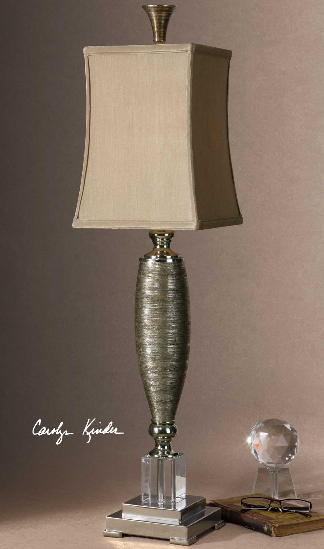 Uttermost Abriella Gold Buffet Lamp  UT294791