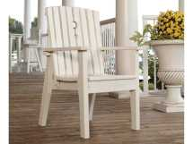 Uwharrie Chair Behren Wood Adirondack Dining Arm B075