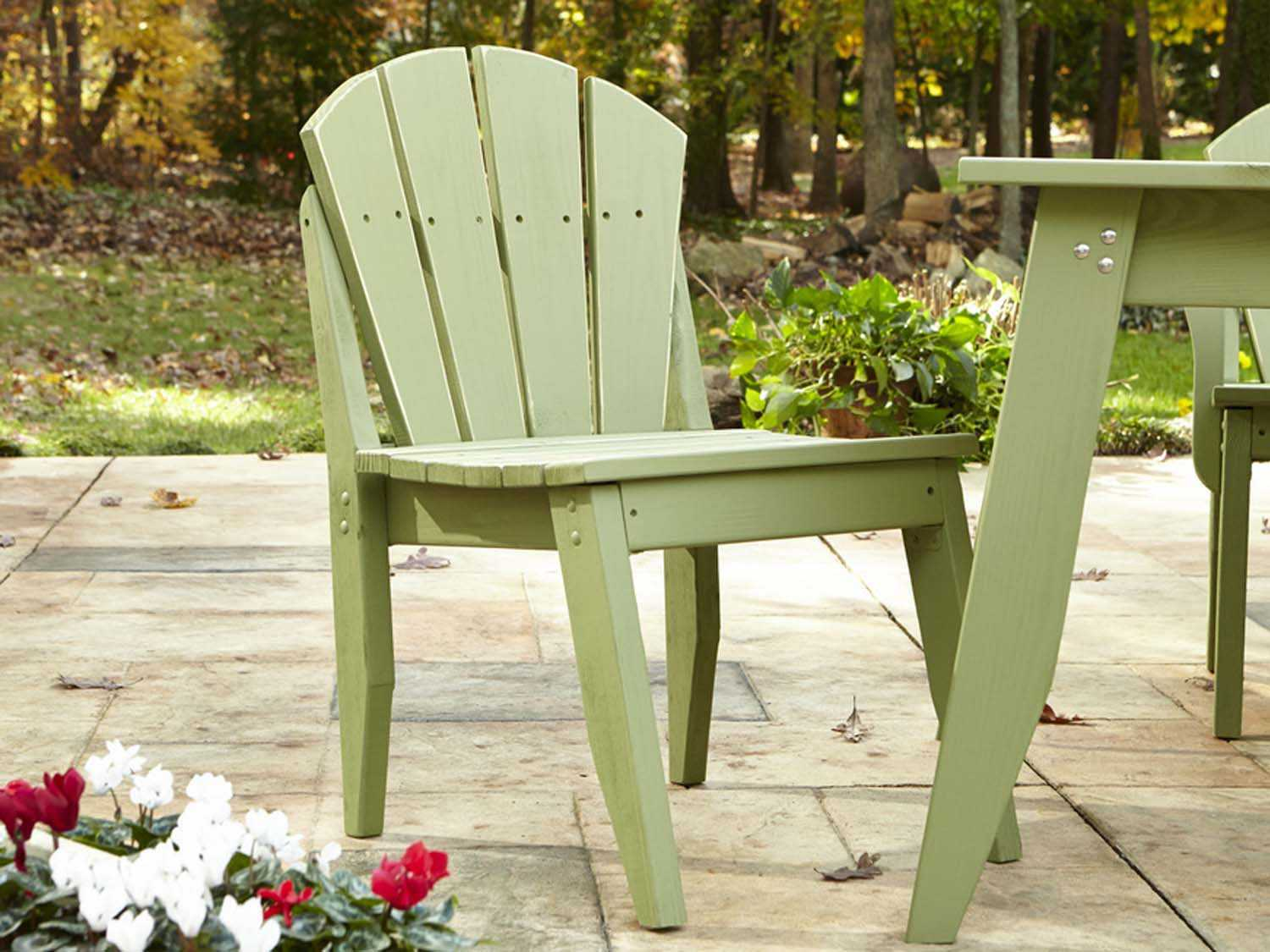 Uwharrie Chair Plaza Wood Dining Chair  P096
