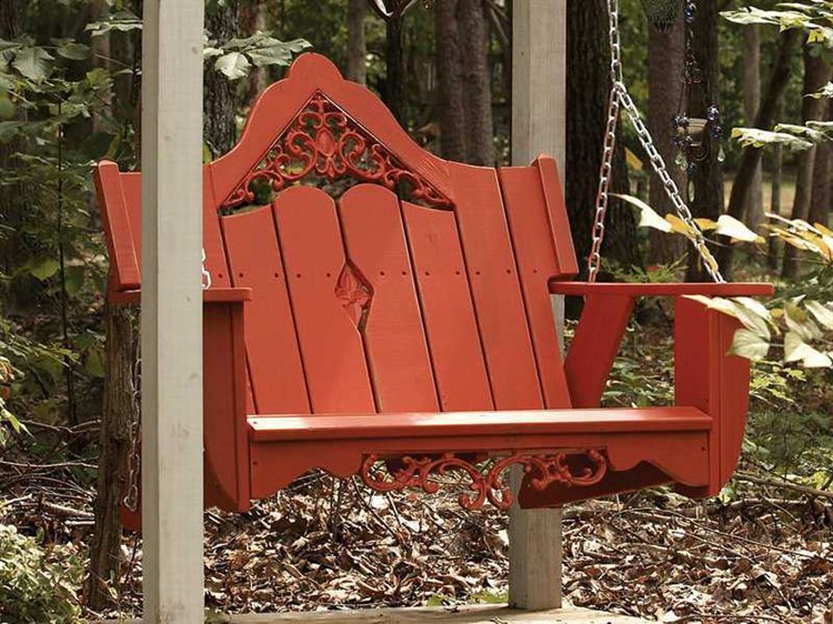 swing chair replacement wayfair kitchen chairs with arms uwharrie veranda wood | v052
