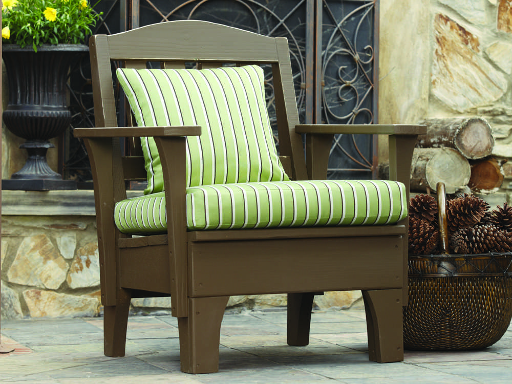 Uwharrie Chair Westport Wood Lounge Chair  W011