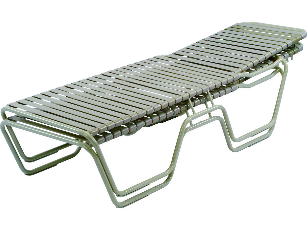 lounge chair replacement straps erganomic office windward design group country club strap aluminum skids