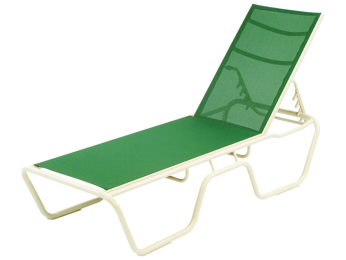 Commercial Pool Lounge Chairs Windward Design Group Neptune Sling Aluminum Chaise Lounge