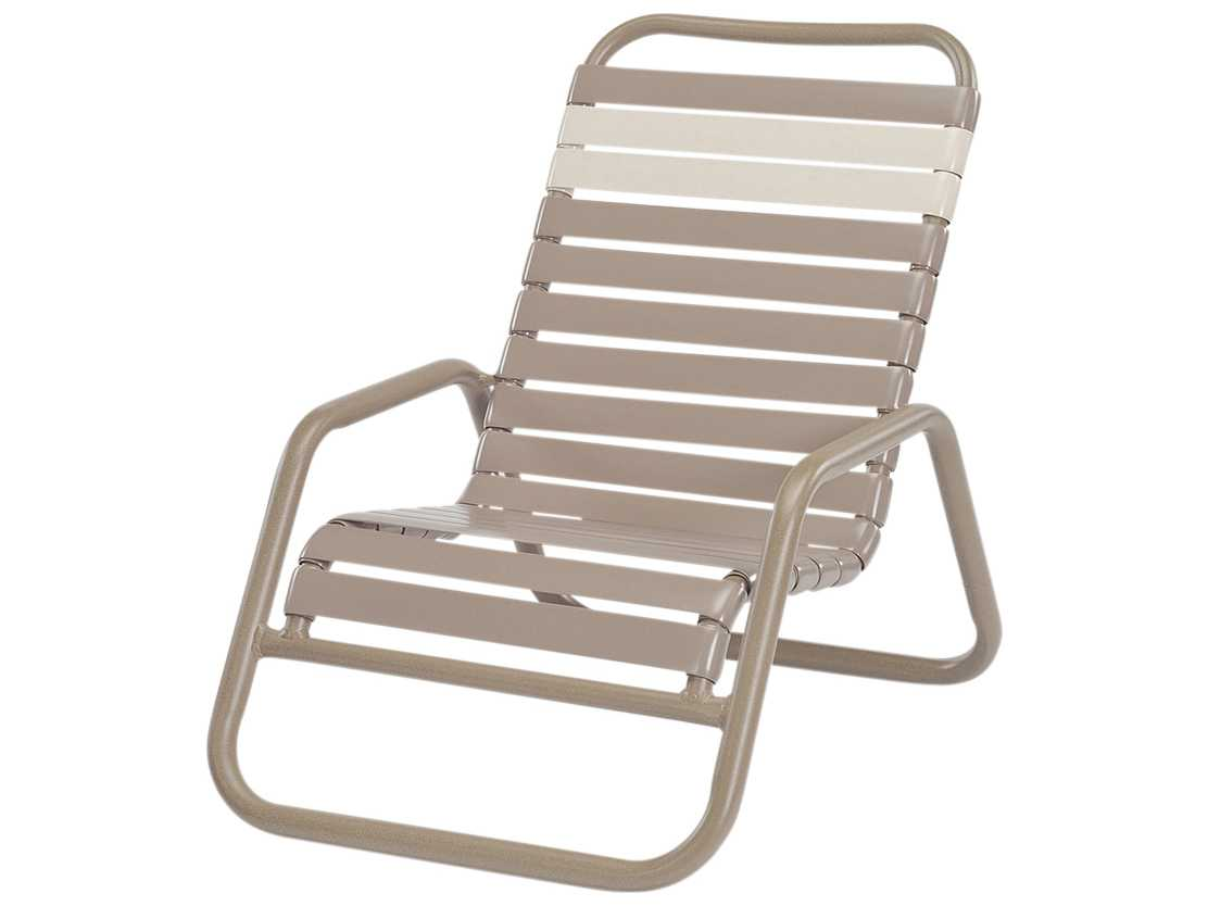 toddler lounge chair with straps revolving hs code windward design group neptune strap aluminum sand