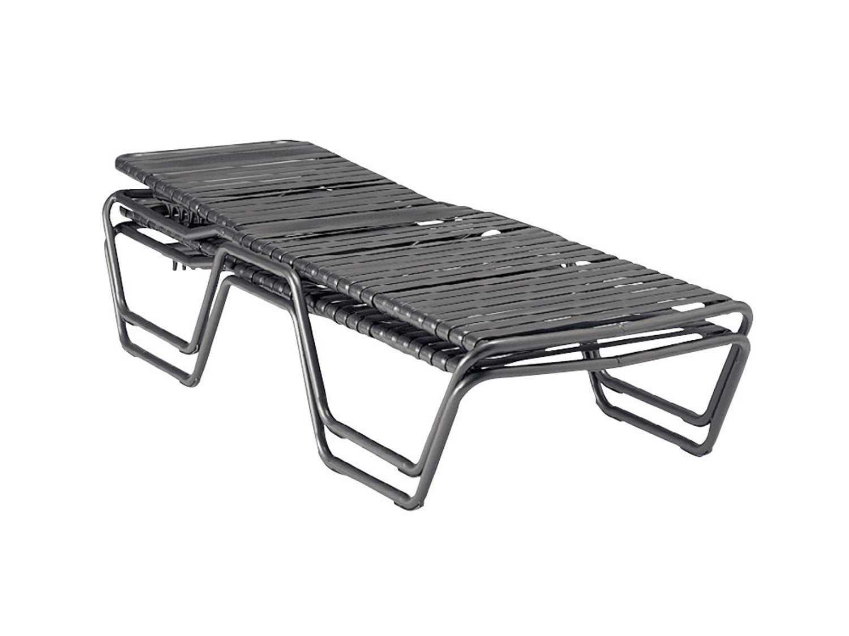 baja beach chairs best foldable lawn woodard strap aluminum chaise lounge wr23m470