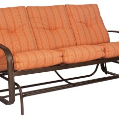 Glider Sofa Leather Bed Pull Out Chair Bonzy Recliner With Super