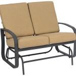 Woodard Cayman Isle Loveseat Glider Replacement Cushions 2emw73