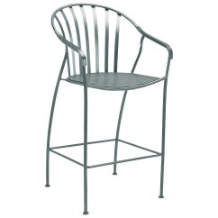 Valencia Hanging Chair Dining Design Ideas Woodard Wrought Iron Bar Stool 310081