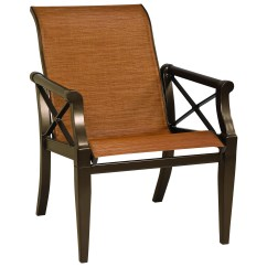 Low Back Lawn Chair 9 Outside Tables And Chairs Woodard Andover Sling Aluminum Dining 3q0401