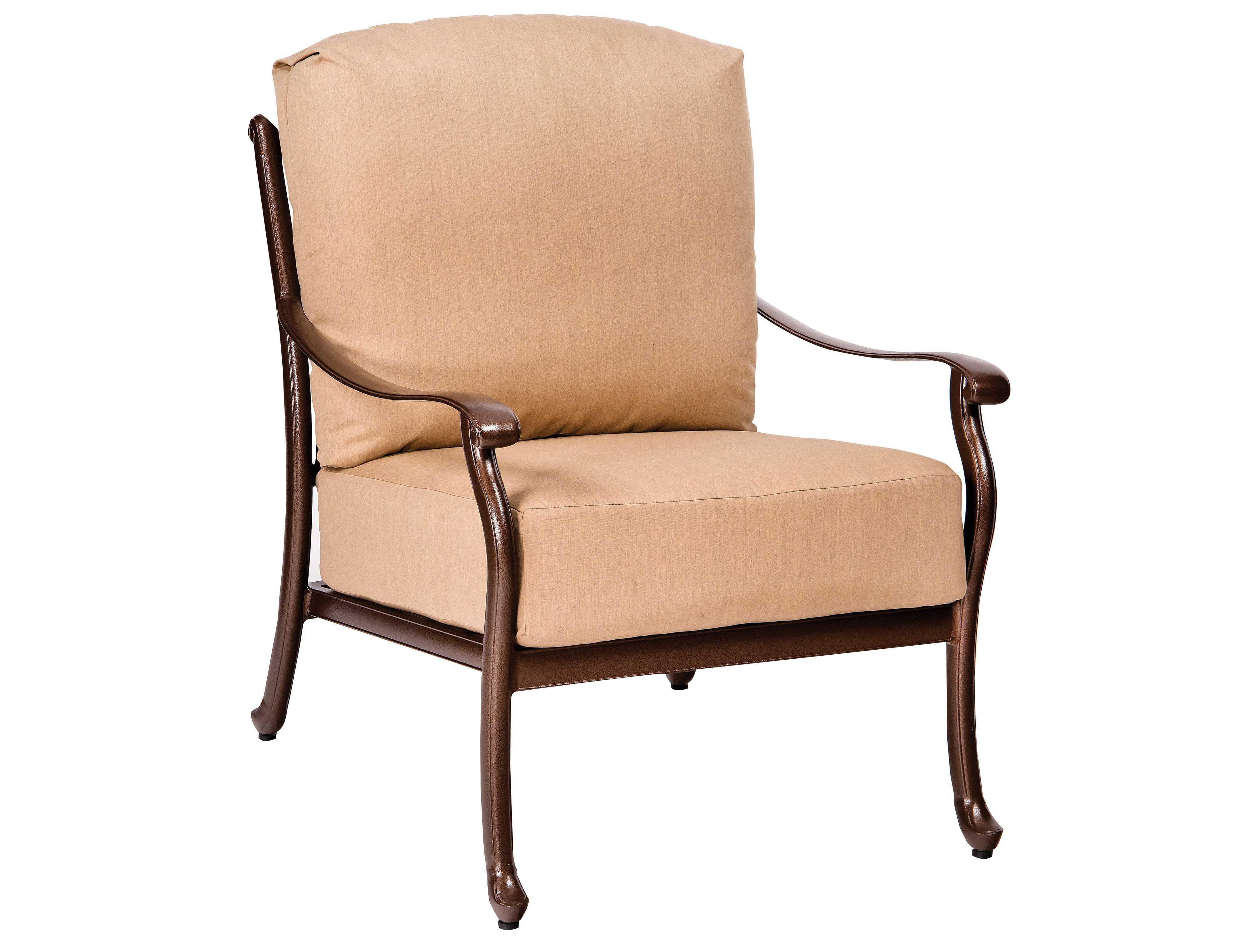 aluminum lounge chairs best chair pads for hardwood floors woodard casa cast wr3y0406