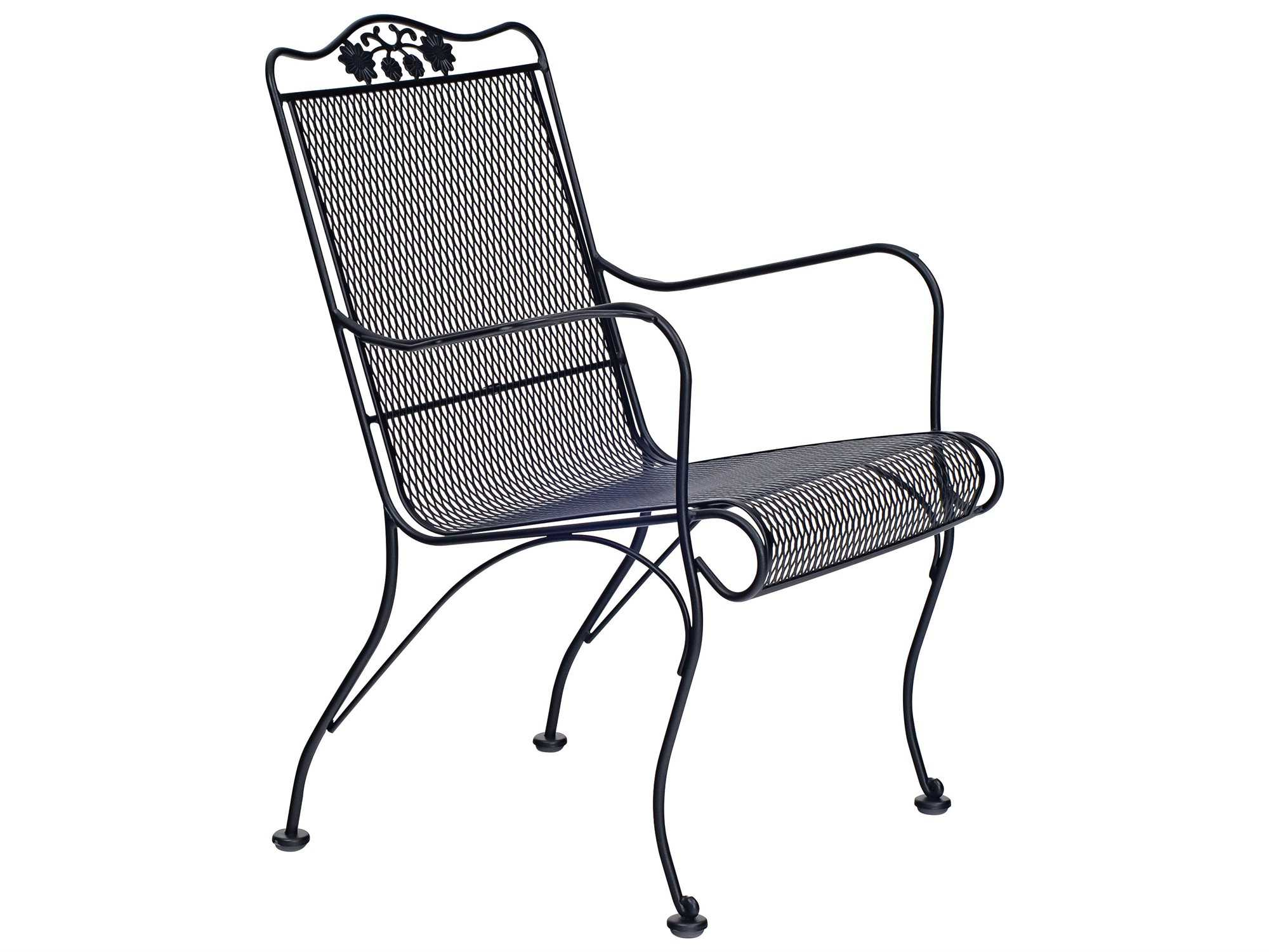 spotlight outdoor chair covers brown wicker chairs woodard briarwood high back lounge seat replacement