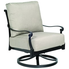 Aluminum Lounge Chairs Champagne Chair Covers Woodard Wiltshire Cast Rocker 4q0465