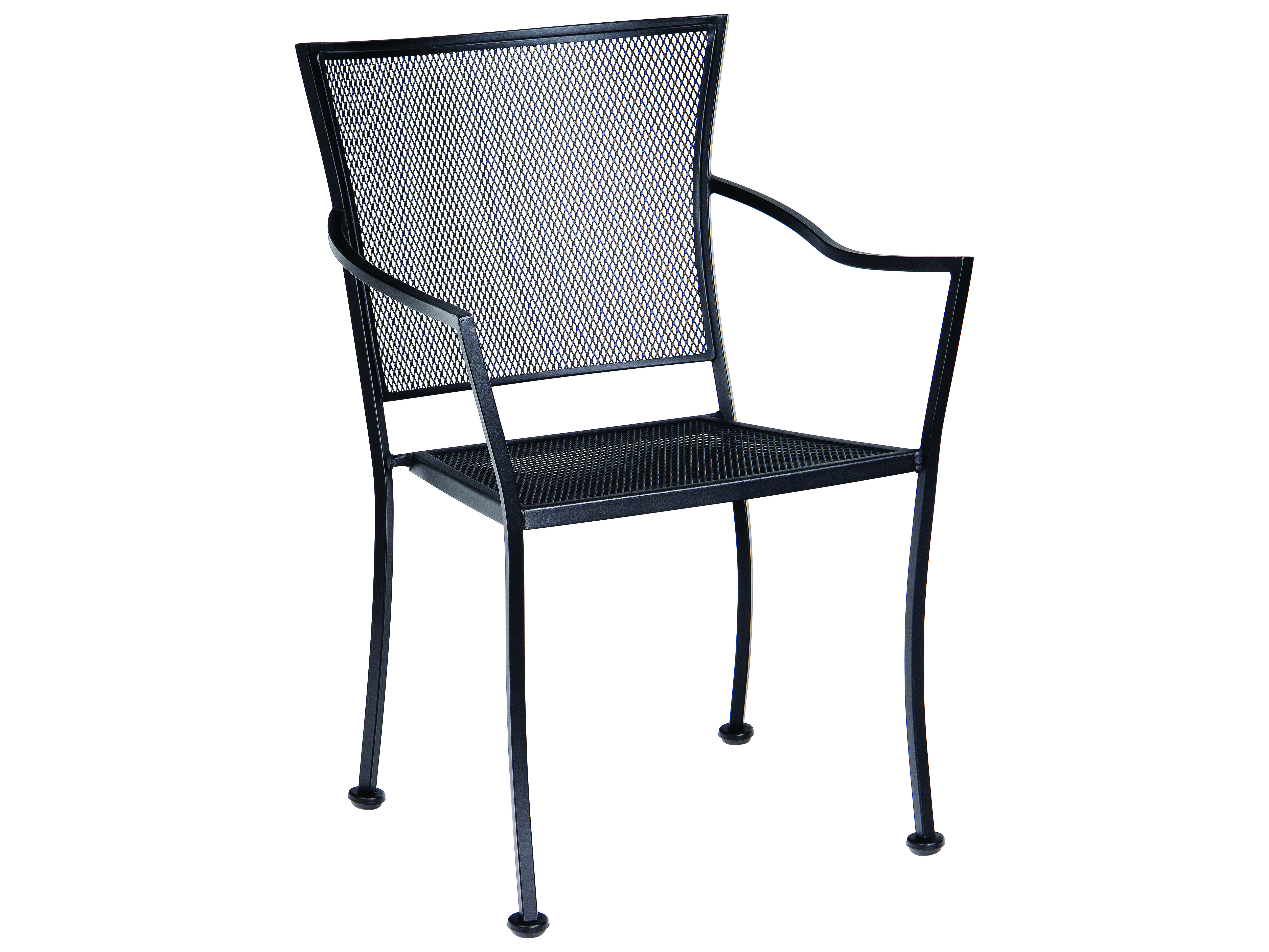 iron chair price gaming for xbox 360 woodard amelie wrought stackable bistro arm