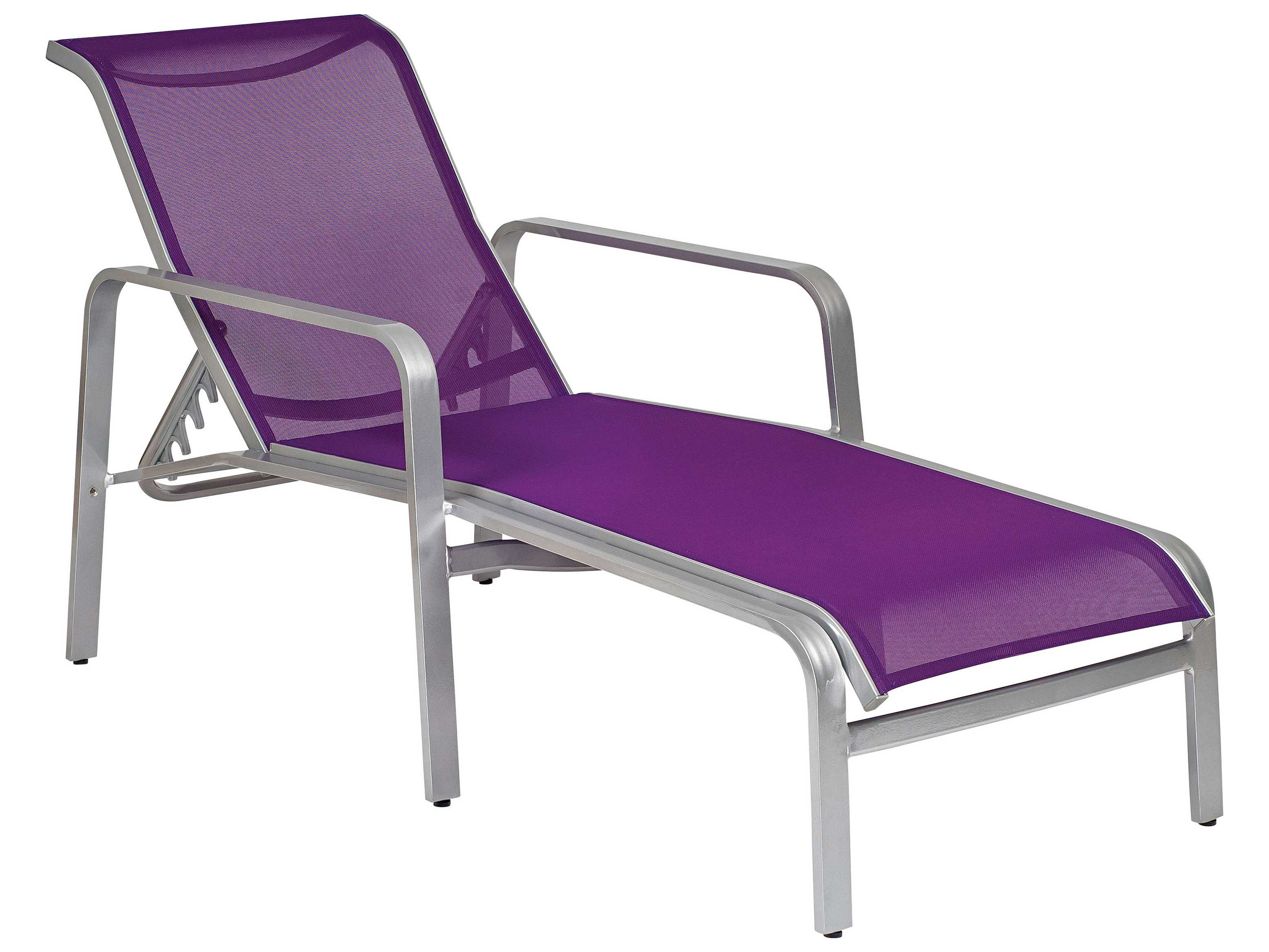 Sling Chaise Lounge Chair Woodard Landings Sling Aluminum Stackable Chaise Lounge