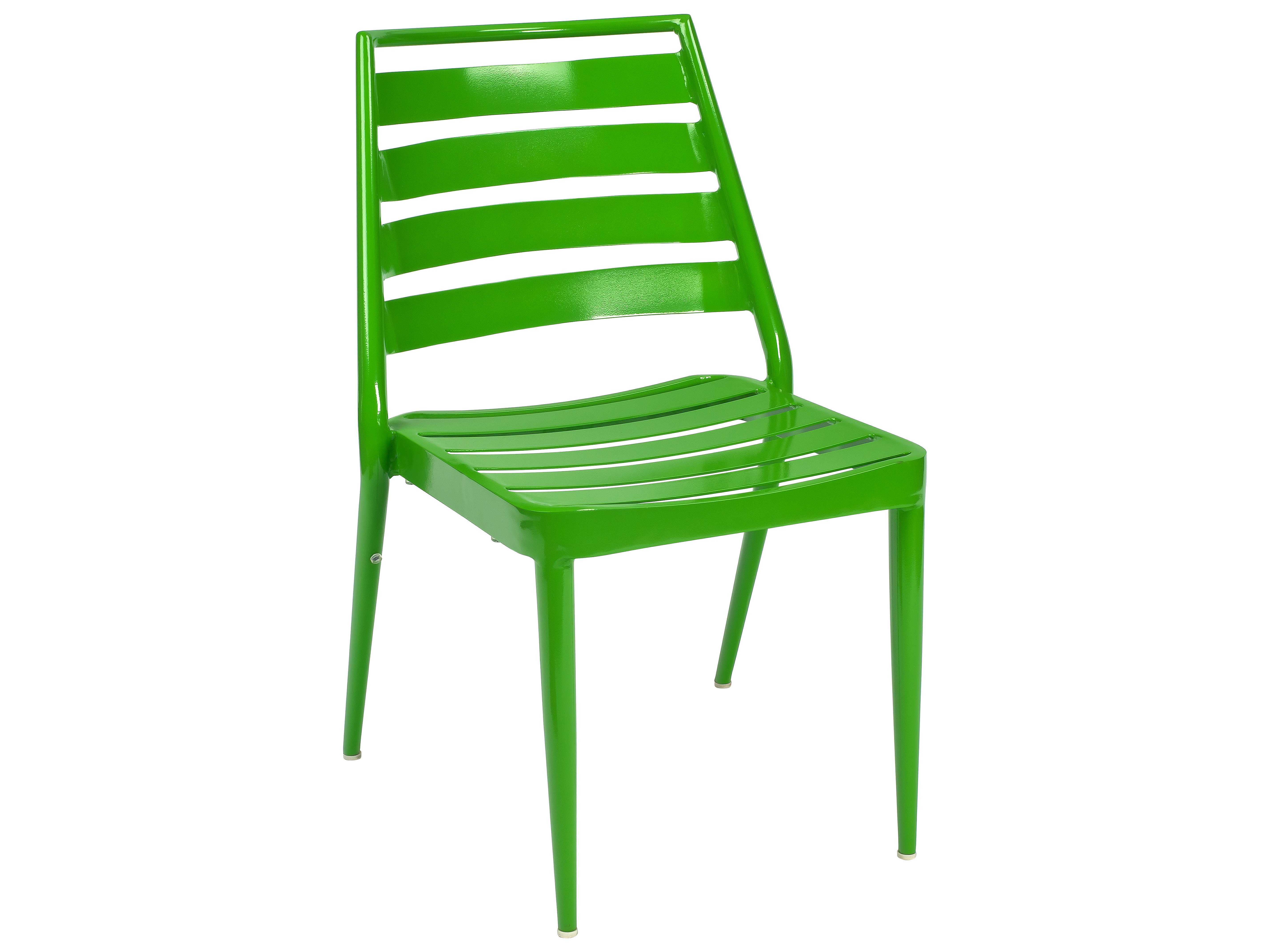 stackable metal patio chairs best camp chair woodard aluminum slat dining wr6p0012