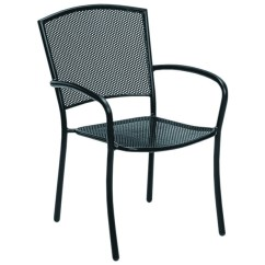 Wrought Iron Dining Chairs Chair Slip Covers Canada Woodard Albion In Textured Black 7r0021 92