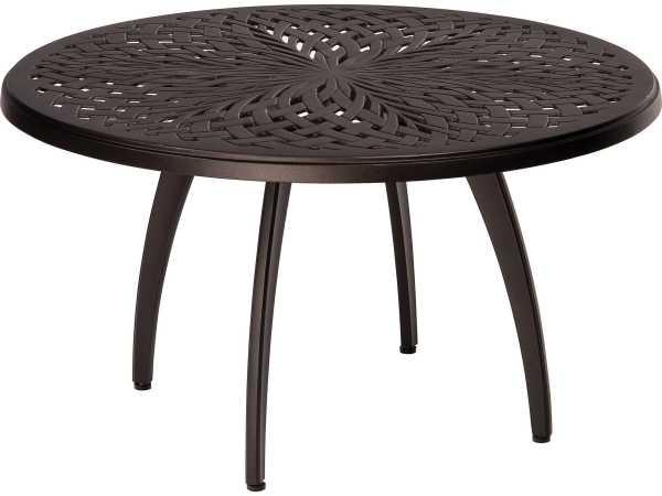Woodard Apollo Aluminum 36 Coffee Table 7u54bt