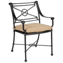 Valencia Hanging Chair Best Back Support For Office India Woodard Delphi Cast Aluminum Dining 850410