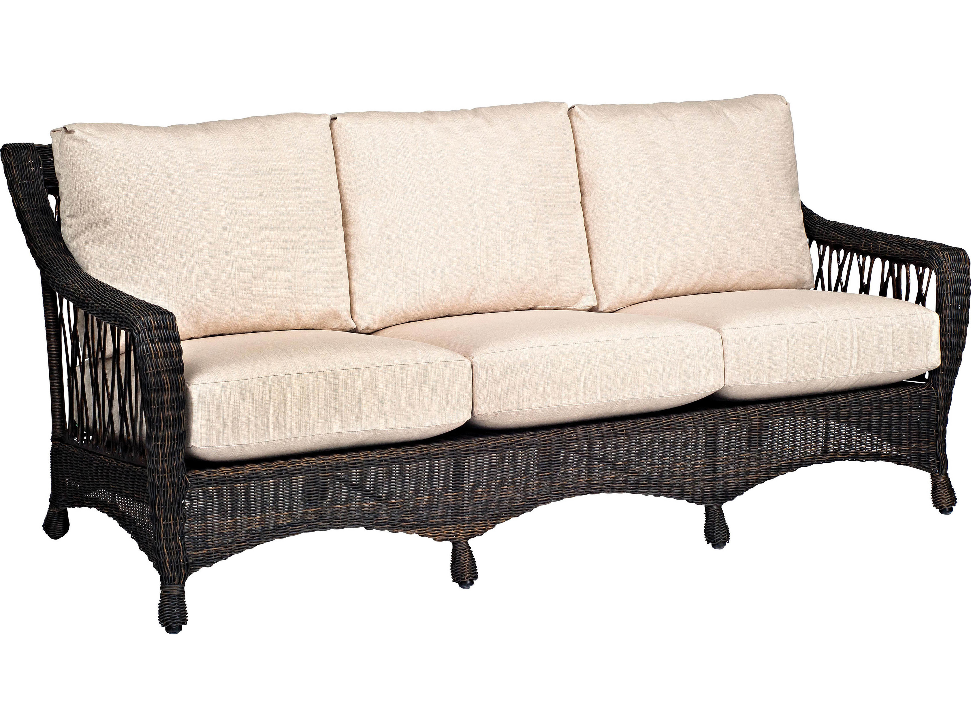 replacement cushions for sleeper sofa couches sofas furniture woodard serengeti 910020ch