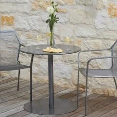 Iron Chair Price Zanotta Swivel Woodard Delmar Wrought Bistro Metal Dining Set