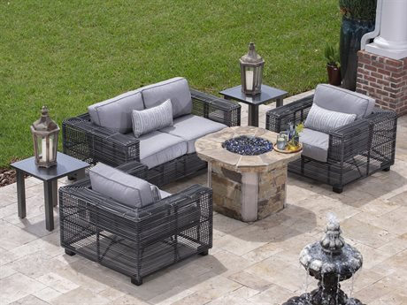 outdoor fire pit sets find luxury
