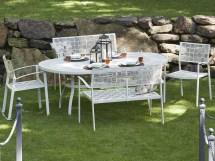 Woodard Century Wrought Iron Dining Chair 930017