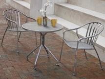 Woodard Wrought Iron 30 Bistro Table 280134