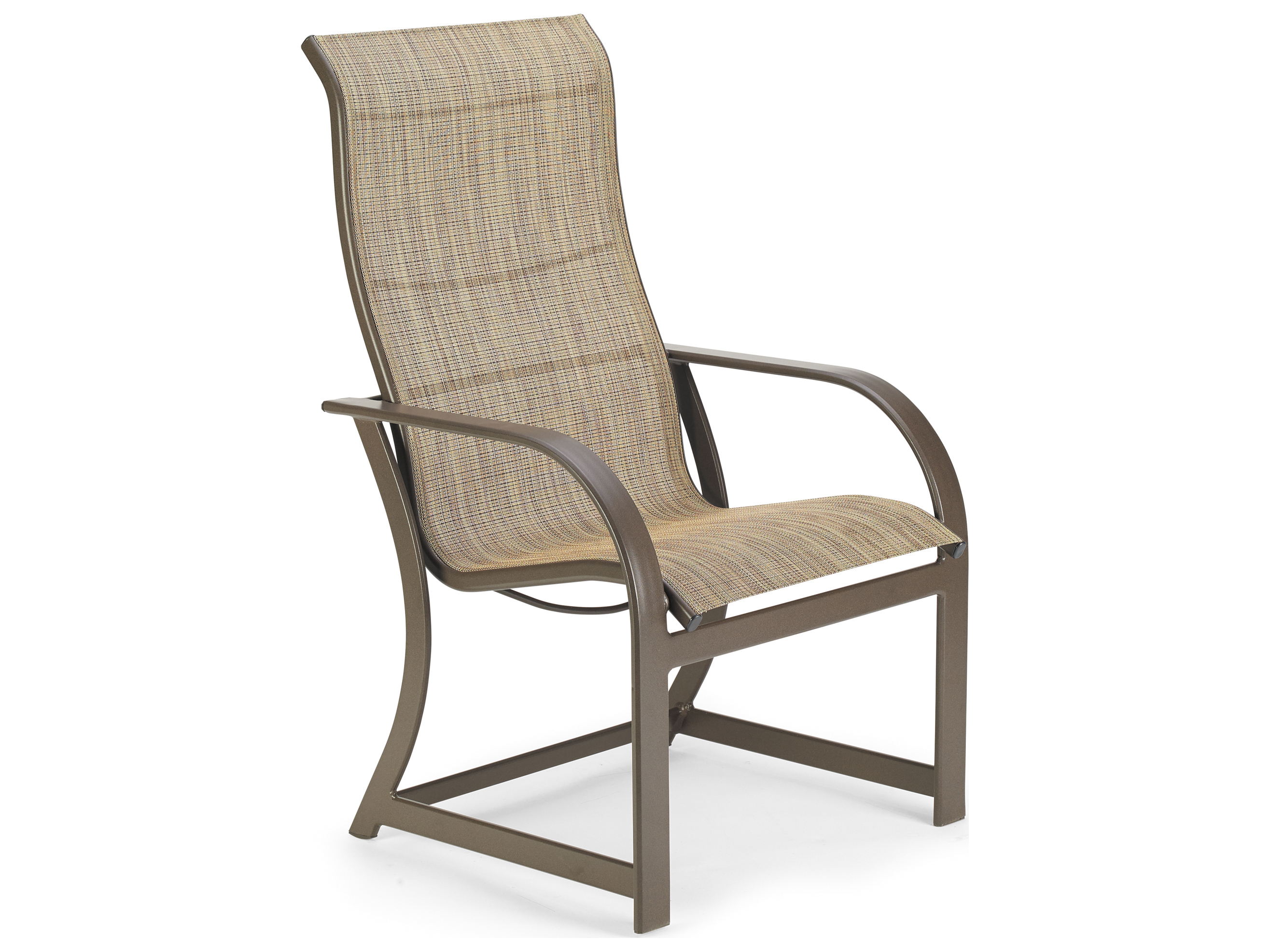 key west chairs mom to be chair for baby shower winston quick ship sling aluminum ultimate high