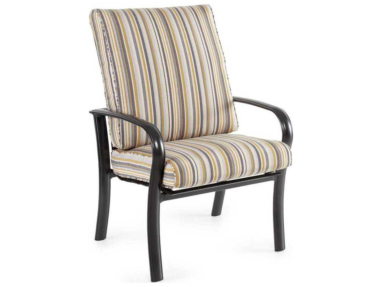 spotlight outdoor chair covers adirondack chairs portland oregon winston savoy cushion aluminum high back arm dining