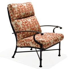 Sailcloth Beach Chairs Folding Chair For Sale Winston Manor Deep Seating Cast Aluminum Cushion Ultra