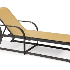 Sling Chaise Lounge Chair Steel Design Photos Winston Key West Aluminum Arm M8009