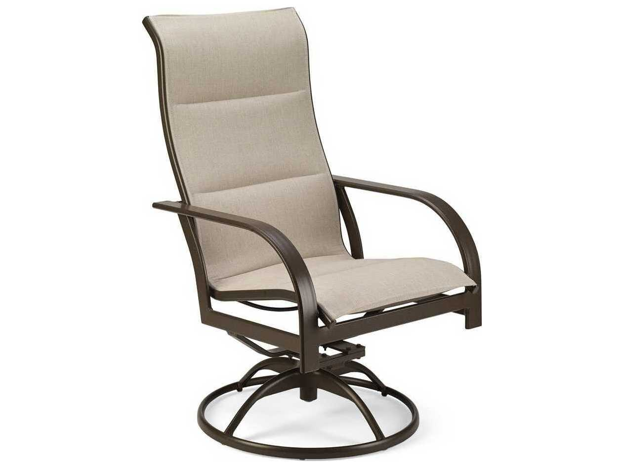 key west chairs semco white rocking chair winston padded sling aluminum ultimate high back