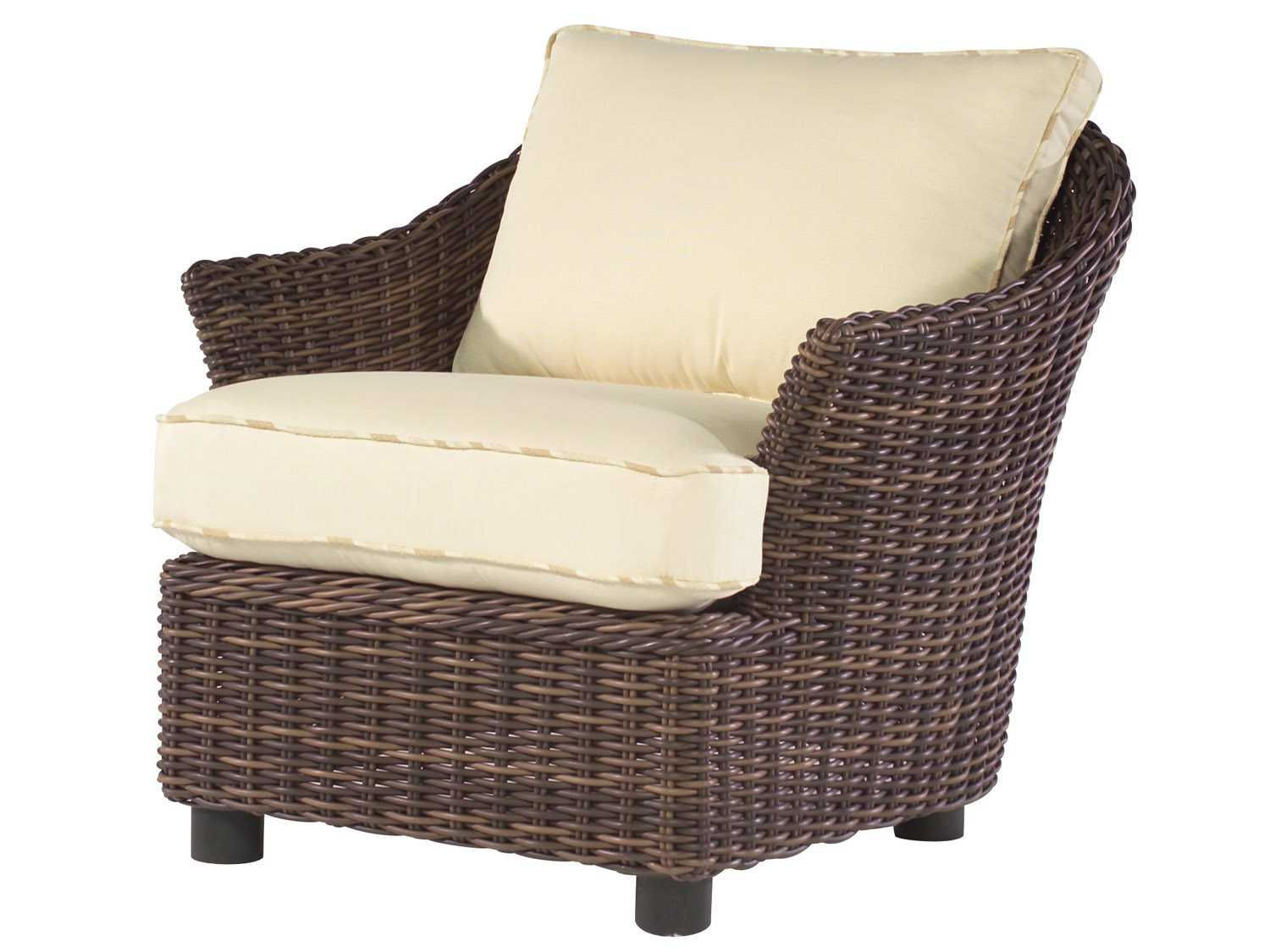 white lounge chair covers swing in living room whitecraft sonoma replacement cushions cu561011