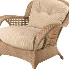 White Lounge Chair Cushions Portable Cloth High Whitecraft Boca Replacement Cu594011
