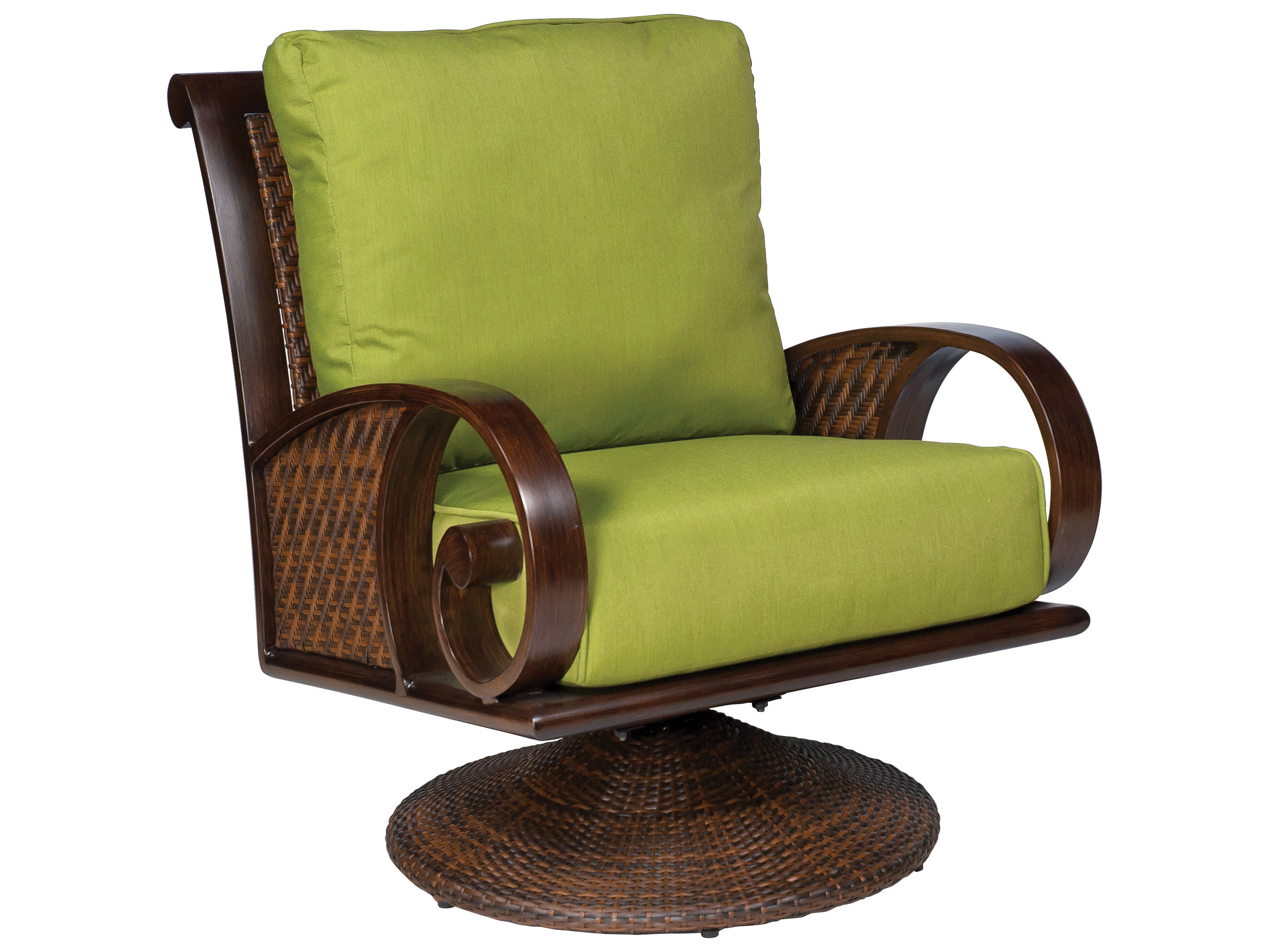 lounge chair covers spotlight papasan frame and base whitecraft north shore wicker swivel rocking