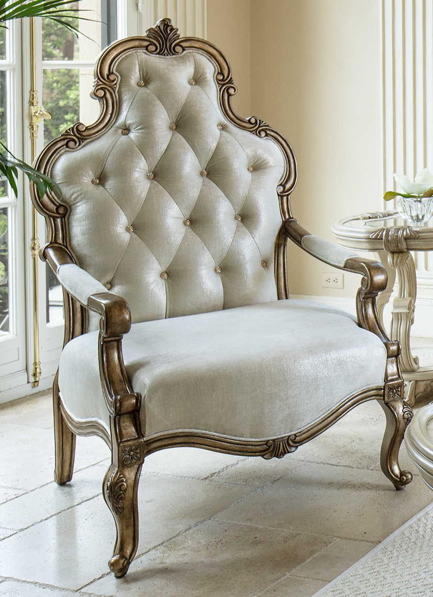 Aico Furniture Michael Amini Platine De Royale Antique