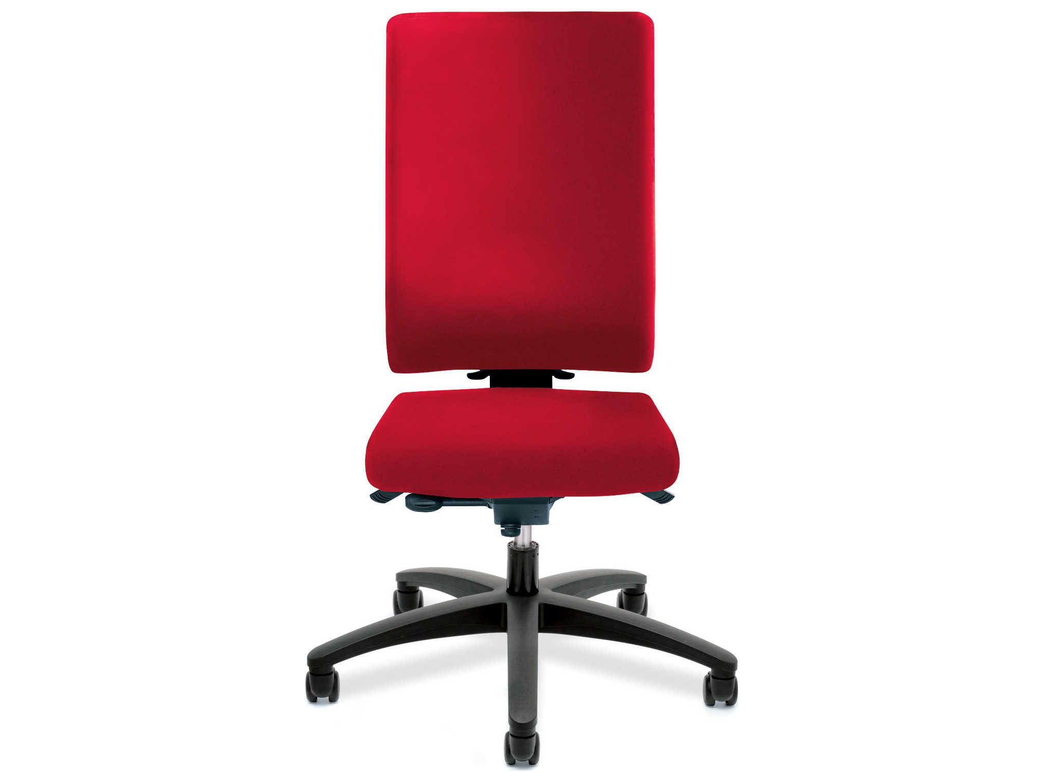 How To Adjust Office Chair Dauphin Adjust Task Chair With Tall Back