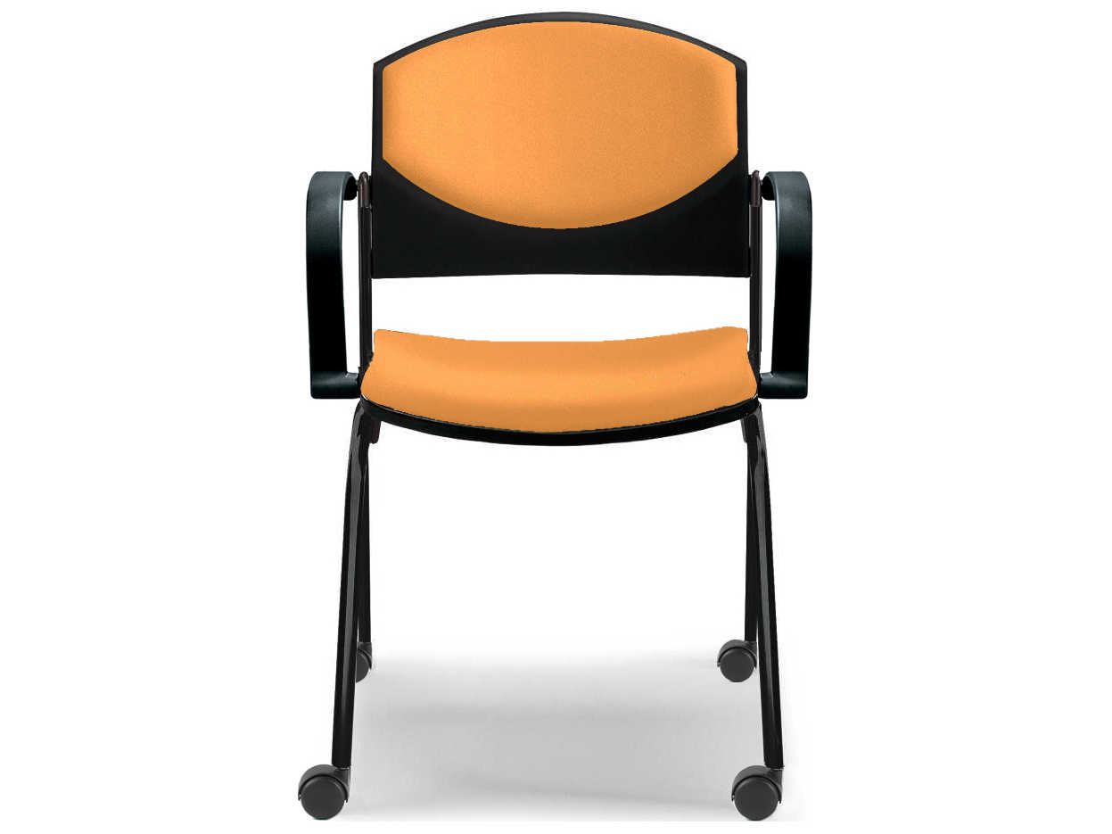 Dauphin Chairs Dauphin Eddy Post Chair With Casters